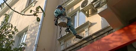 Монтаж антен, кондиціонерів, кабелю та ін. Львів