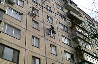 Герметизація міжпанельних швів в Львові