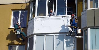 Утеплення балкона Львів