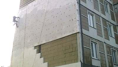 Утеплення зовнішніх стін Львів