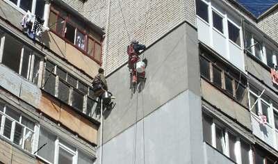 Утеплення зовнініх стін квартир в Львові.